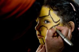 animations maquillage enfant theatre