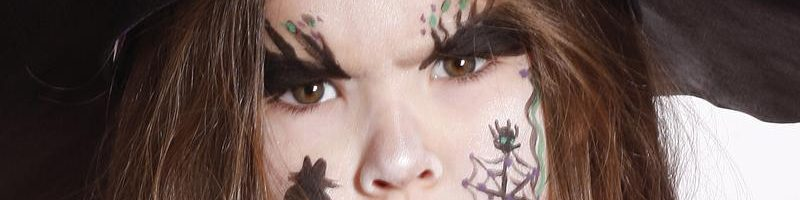 Maquillage Sorcière