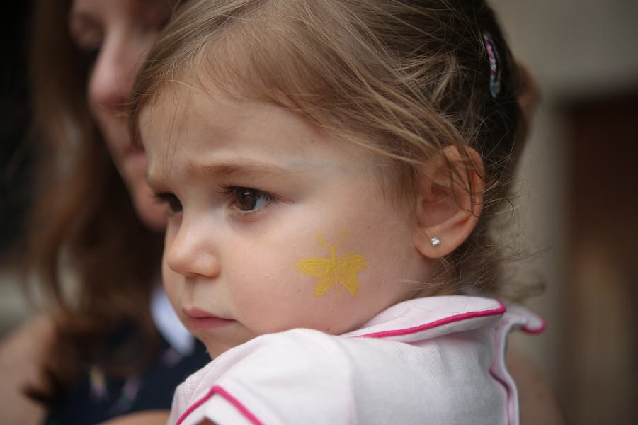 Anniversaire animations maquillage enfant