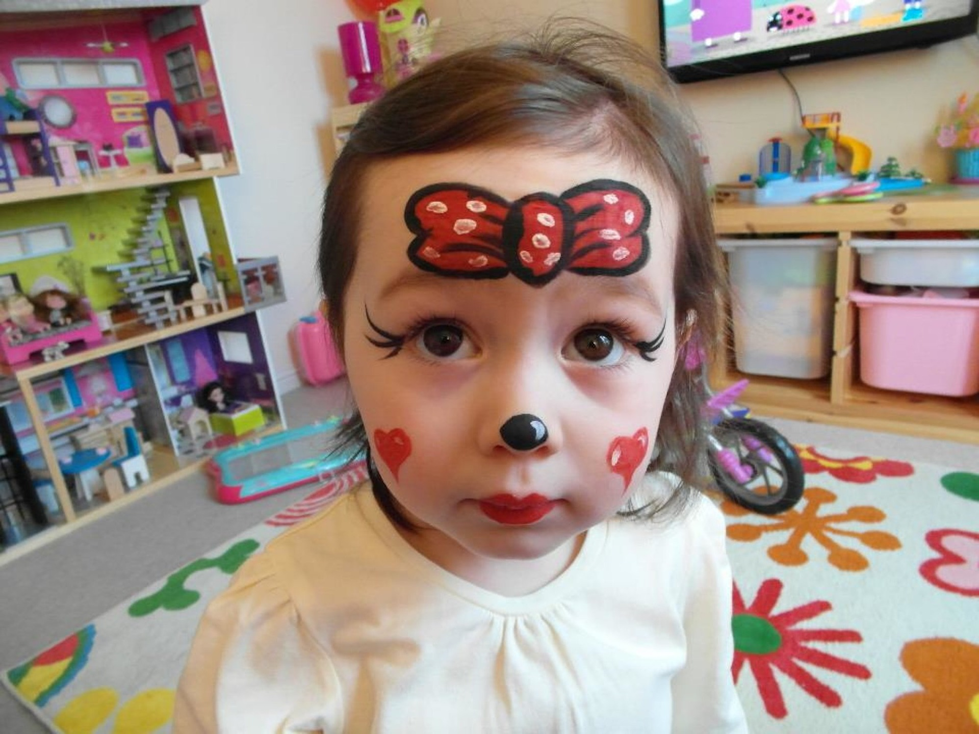 Animations maquillage enfant