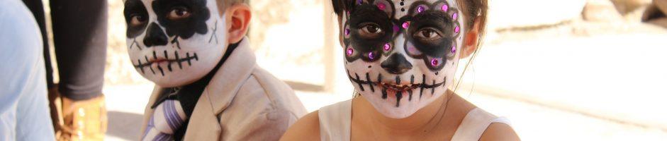 Maquillage enfant Halloween