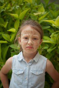 Maquillage enfant anniversaire